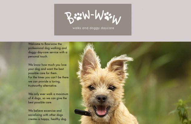Bow-wow dog walking Surbiton