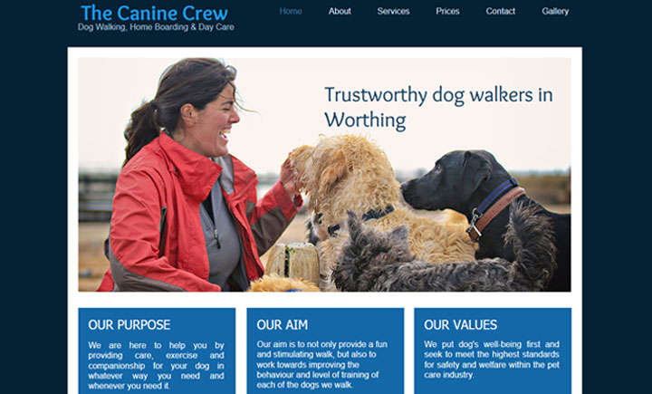 The Canine Crew Worthing