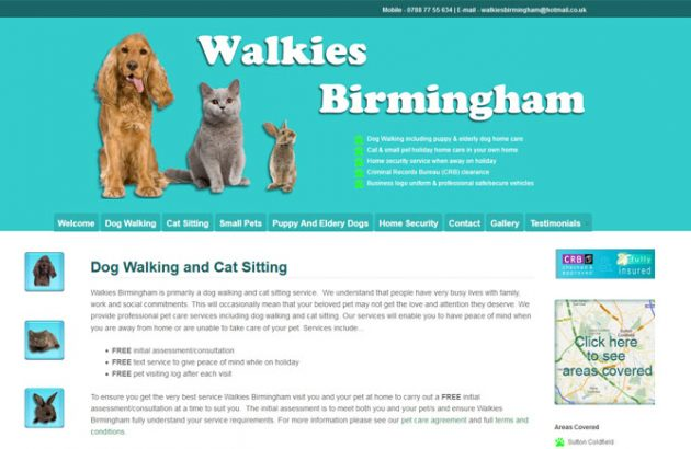 Walkies Birmingham